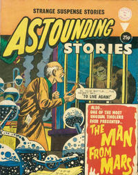 Cover Thumbnail for Astounding Stories (Alan Class, 1966 series) #160