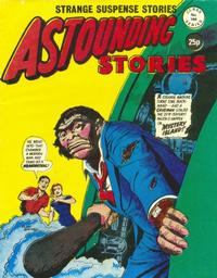 Cover Thumbnail for Astounding Stories (Alan Class, 1966 series) #169