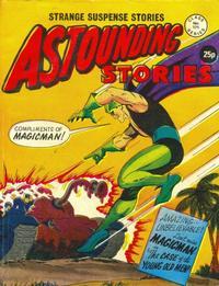 Cover for Astounding Stories (Alan Class, 1966 series) #171