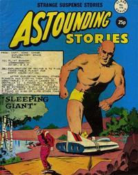 Cover Thumbnail for Astounding Stories (Alan Class, 1966 series) #173