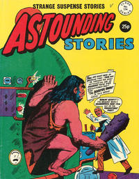 Cover Thumbnail for Astounding Stories (Alan Class, 1966 series) #174