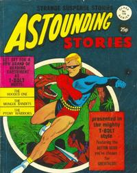 Cover Thumbnail for Astounding Stories (Alan Class, 1966 series) #179