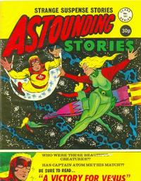 Cover Thumbnail for Astounding Stories (Alan Class, 1966 series) #181