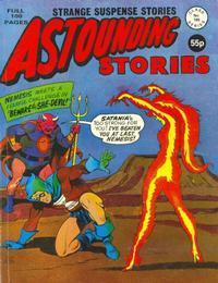 Cover Thumbnail for Astounding Stories (Alan Class, 1966 series) #185