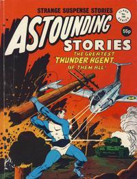 Cover Thumbnail for Astounding Stories (Alan Class, 1966 series) #195