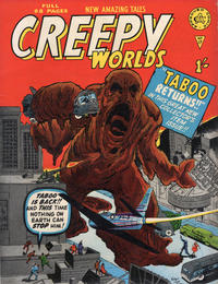 Cover Thumbnail for Creepy Worlds (Alan Class, 1962 series) #17