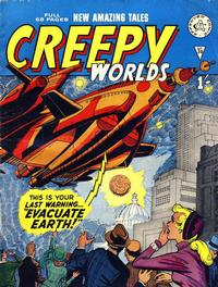 Cover Thumbnail for Creepy Worlds (Alan Class, 1962 series) #30