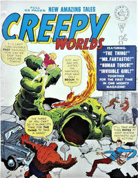Cover Thumbnail for Creepy Worlds (Alan Class, 1962 series) #32