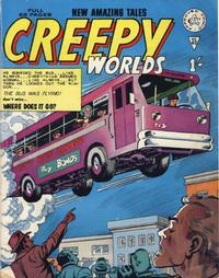 Cover Thumbnail for Creepy Worlds (Alan Class, 1962 series) #40