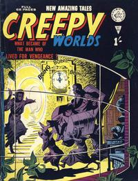 Cover Thumbnail for Creepy Worlds (Alan Class, 1962 series) #50