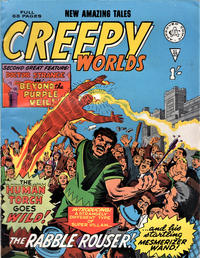 Cover Thumbnail for Creepy Worlds (Alan Class, 1962 series) #53