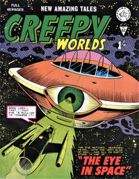Cover Thumbnail for Creepy Worlds (Alan Class, 1962 series) #62