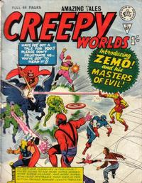 Cover Thumbnail for Creepy Worlds (Alan Class, 1962 series) #67