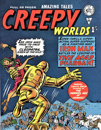 Cover Thumbnail for Creepy Worlds (Alan Class, 1962 series) #68