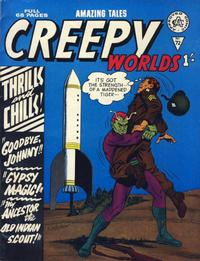 Cover Thumbnail for Creepy Worlds (Alan Class, 1962 series) #72