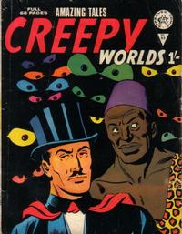 Cover Thumbnail for Creepy Worlds (Alan Class, 1962 series) #93