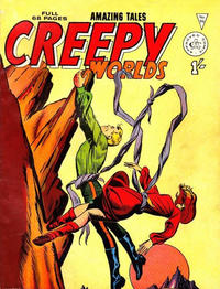 Cover Thumbnail for Creepy Worlds (Alan Class, 1962 series) #95