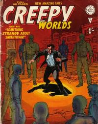 Cover Thumbnail for Creepy Worlds (Alan Class, 1962 series) #96