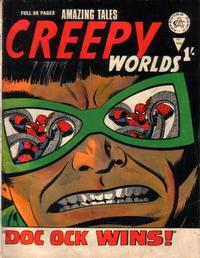 Cover Thumbnail for Creepy Worlds (Alan Class, 1962 series) #104
