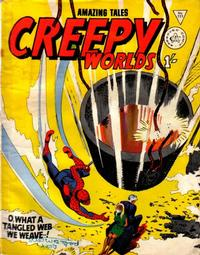 Cover Thumbnail for Creepy Worlds (Alan Class, 1962 series) #111