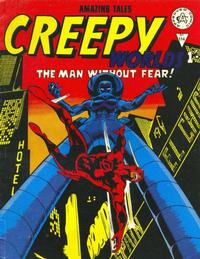Cover Thumbnail for Creepy Worlds (Alan Class, 1962 series) #114