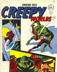 Cover Thumbnail for Creepy Worlds (Alan Class, 1962 series) #115