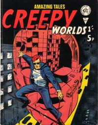 Cover Thumbnail for Creepy Worlds (Alan Class, 1962 series) #117