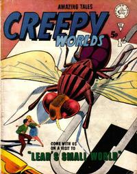 Cover Thumbnail for Creepy Worlds (Alan Class, 1962 series) #118