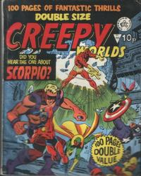 Cover Thumbnail for Creepy Worlds (Alan Class, 1962 series) #125