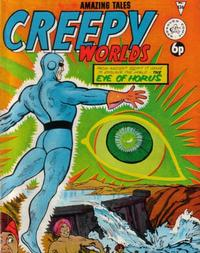 Cover Thumbnail for Creepy Worlds (Alan Class, 1962 series) #136