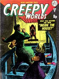 Cover Thumbnail for Creepy Worlds (Alan Class, 1962 series) #141