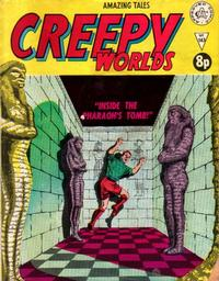 Cover Thumbnail for Creepy Worlds (Alan Class, 1962 series) #143