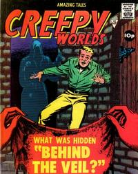 Cover Thumbnail for Creepy Worlds (Alan Class, 1962 series) #147