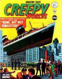 Cover Thumbnail for Creepy Worlds (Alan Class, 1962 series) #149