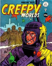 Cover Thumbnail for Creepy Worlds (Alan Class, 1962 series) #158
