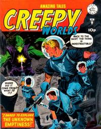 Cover Thumbnail for Creepy Worlds (Alan Class, 1962 series) #159