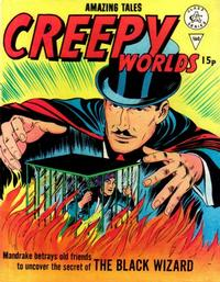 Cover Thumbnail for Creepy Worlds (Alan Class, 1962 series) #160
