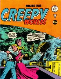Cover Thumbnail for Creepy Worlds (Alan Class, 1962 series) #161