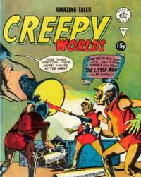 Cover Thumbnail for Creepy Worlds (Alan Class, 1962 series) #162