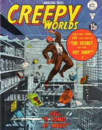 Cover Thumbnail for Creepy Worlds (Alan Class, 1962 series) #170