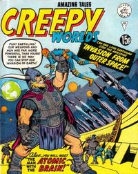 Cover Thumbnail for Creepy Worlds (Alan Class, 1962 series) #172
