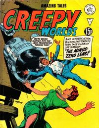 Cover Thumbnail for Creepy Worlds (Alan Class, 1962 series) #176