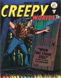 Cover Thumbnail for Creepy Worlds (Alan Class, 1962 series) #181