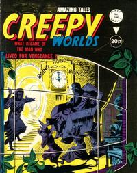 Cover Thumbnail for Creepy Worlds (Alan Class, 1962 series) #196