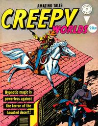 Cover Thumbnail for Creepy Worlds (Alan Class, 1962 series) #197