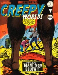 Cover Thumbnail for Creepy Worlds (Alan Class, 1962 series) #199