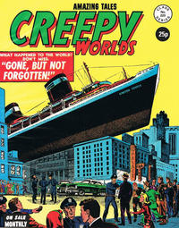 Cover Thumbnail for Creepy Worlds (Alan Class, 1962 series) #223
