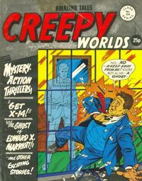 Cover Thumbnail for Creepy Worlds (Alan Class, 1962 series) #224