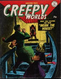 Cover Thumbnail for Creepy Worlds (Alan Class, 1962 series) #228