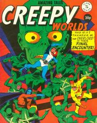 Cover Thumbnail for Creepy Worlds (Alan Class, 1962 series) #236